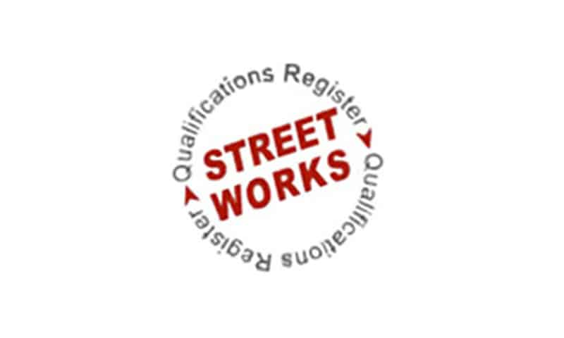 Street Works accredited